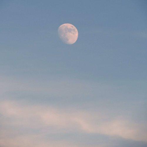 1. Christmas Eve Moon