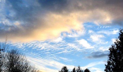 1. Mackrel Sky