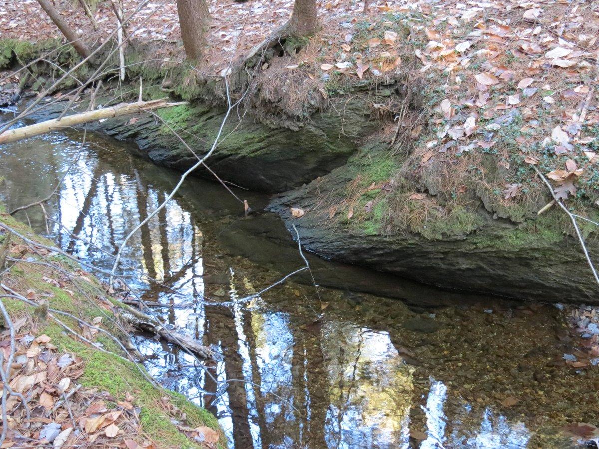 1. Stream and Bedrock