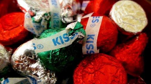 12. Christmas Kisses