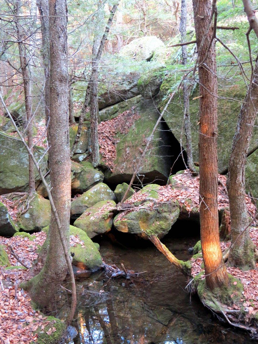 5. Boulders at Pulpit Falls