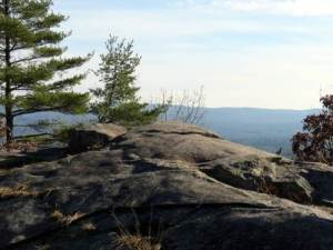 6. Mt. Caesar Ledges