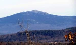 8. Mt. Monadnock From Mt. Caesar