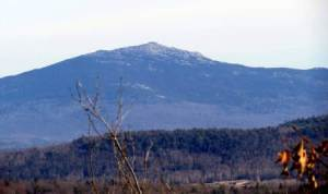 8. Mt. Monadnock From Mt. Caesar