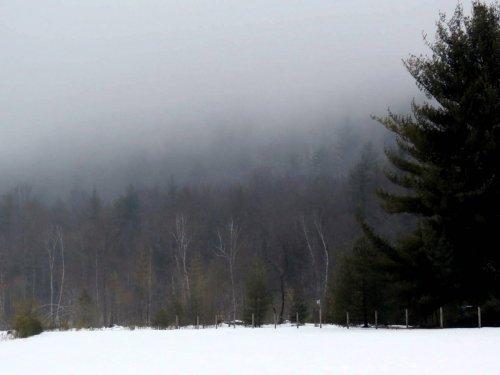 4. Foggy Mountain