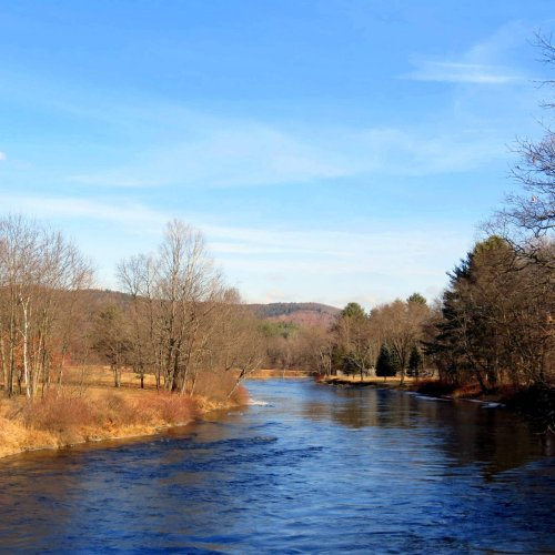 1. Ashuelot River on 2-2-13