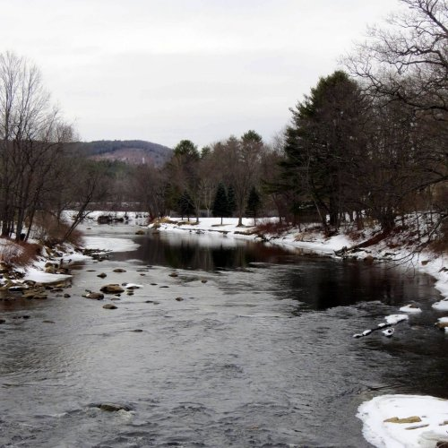 1. Ashuelot River on 2-23-13