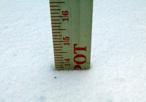 1. Snow Depth