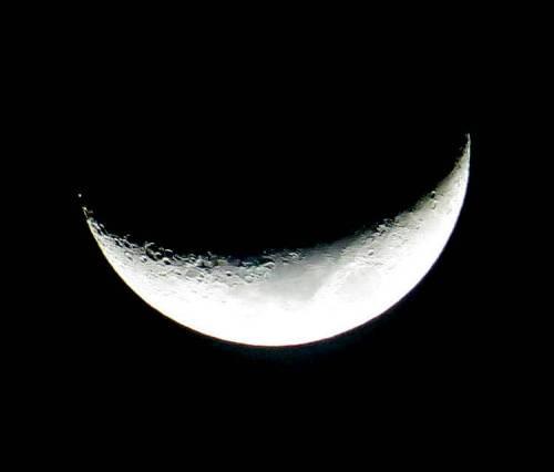 11. Crescent  Moon