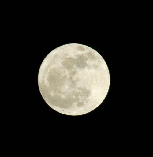 12. January 26th 2013 Full Moon