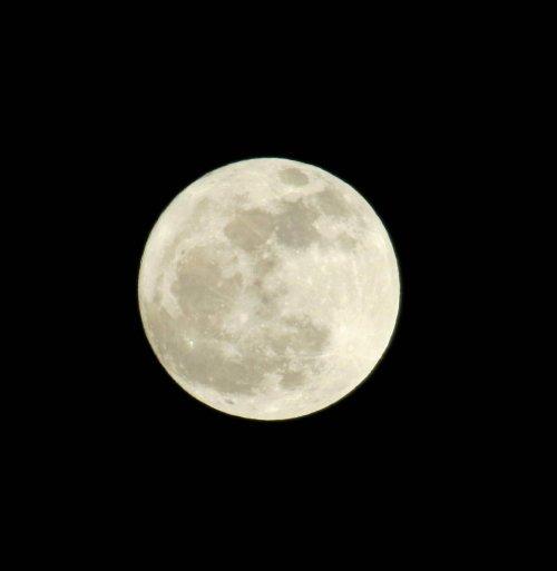 12. January 26th 2013 Full Moon