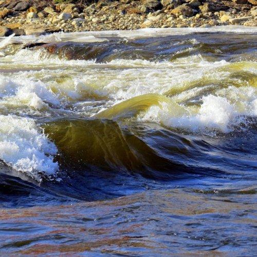 2. River Rapids