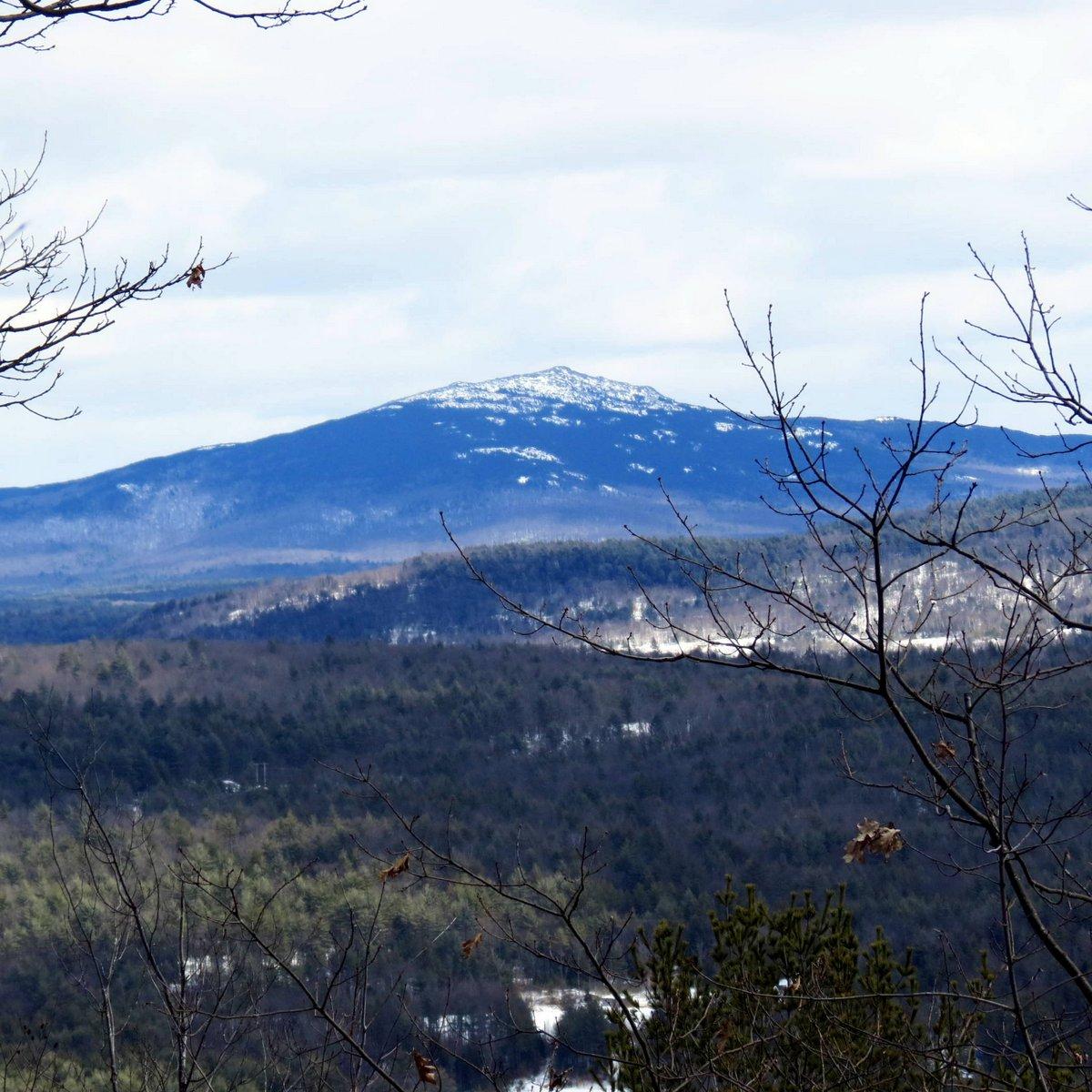 10. Mt. Monadnock from Mt. Caesar
