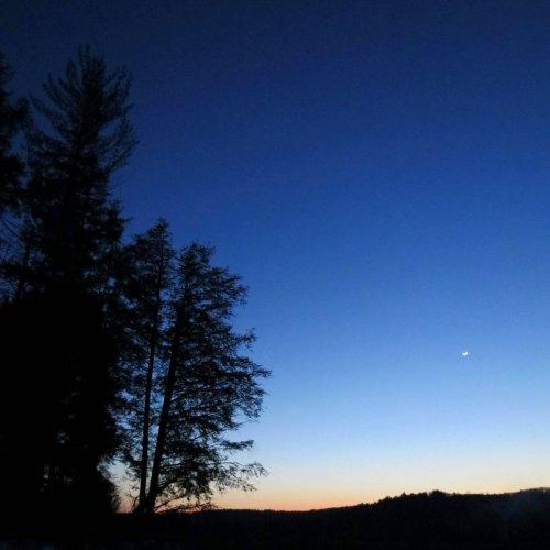 12. Crescent Moon