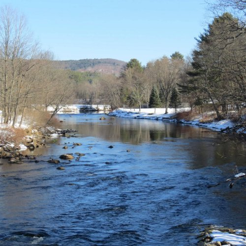 2. Ashuelot River on 3-9-13