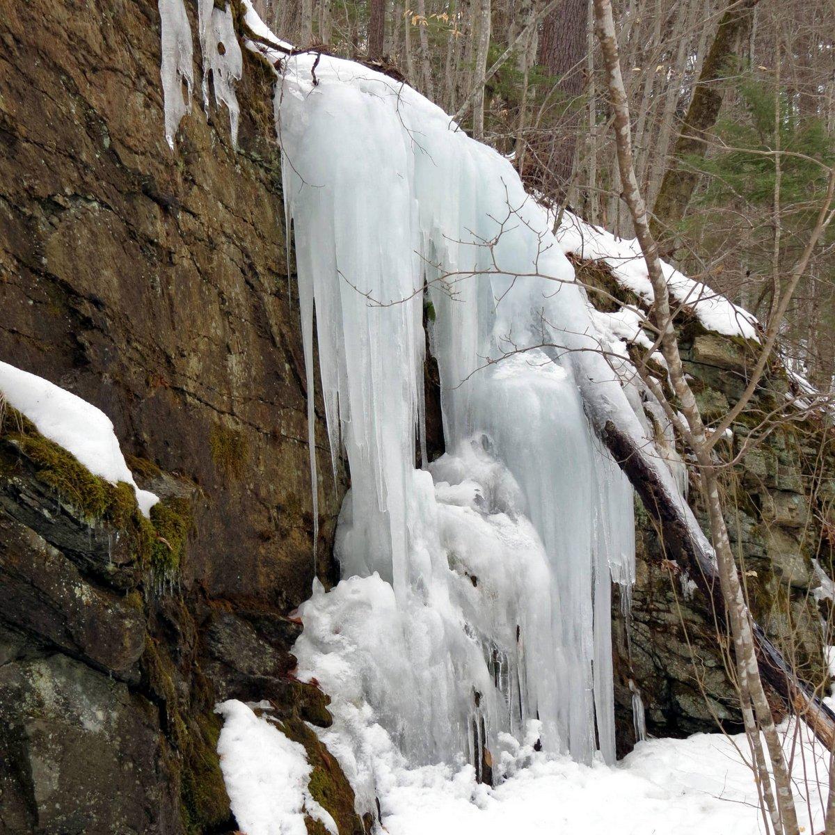 2. Icy Ledges