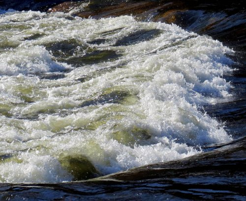 2. River Waves
