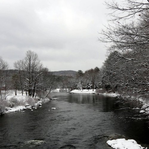 3. Asuelot River on 3-19-13