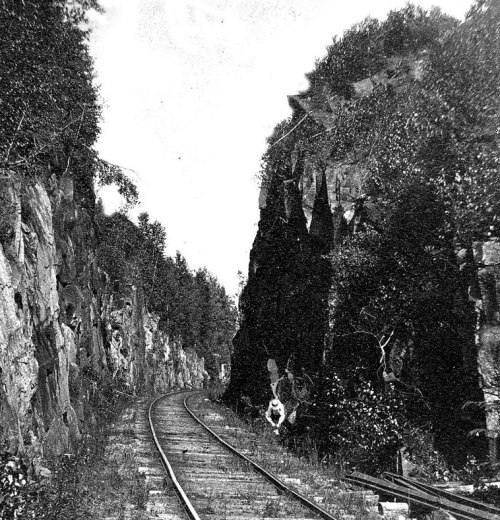 3. Cheshire Railroad in 1870