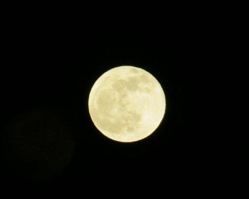 1. Full Moon on 4-25-13