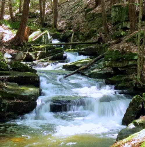 1. Waterfall