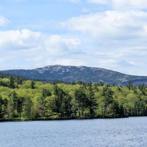 11. Monadnock from Dublin Lake