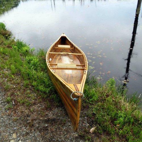 2. Canoe