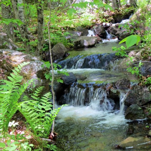 7. Waterfall