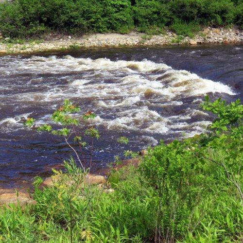1. Ashuelot Rapids