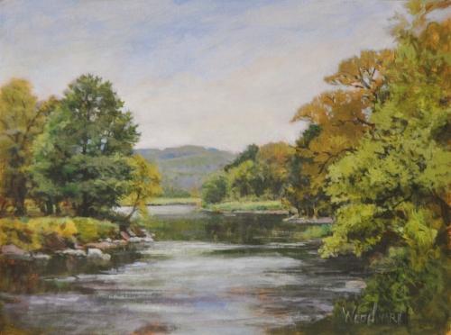 12. Lori's Painting