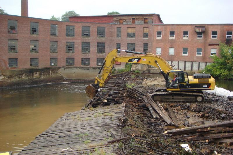 2. Swanzey Dam Removal