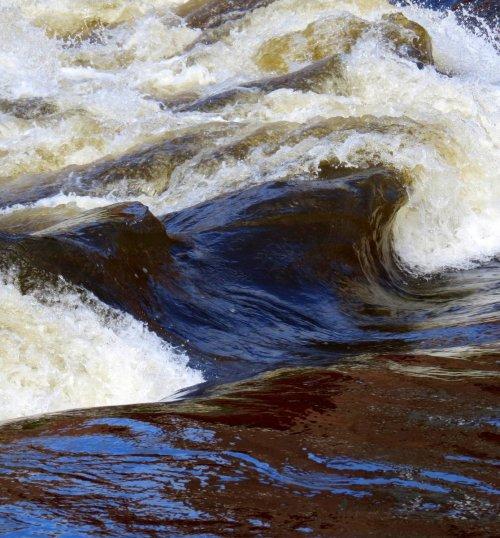 3. Ashuelot Rapids