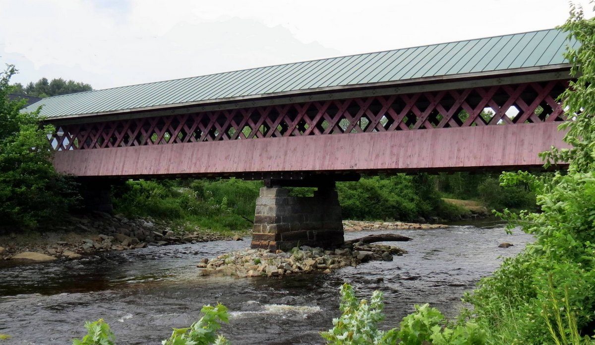 7. Thompson Bridge