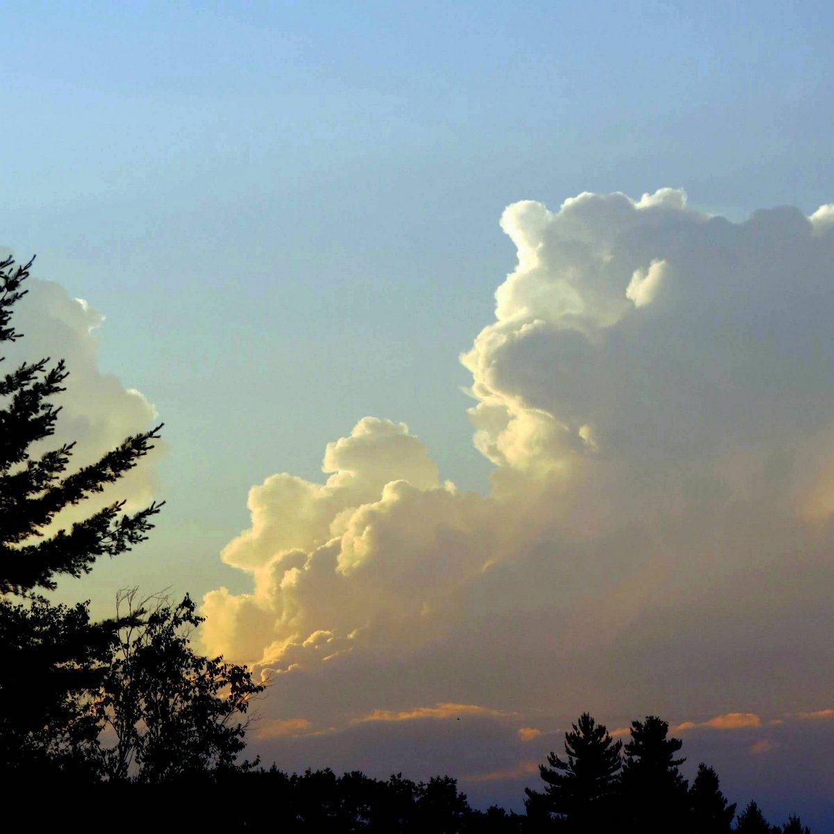 13. Thunderheads