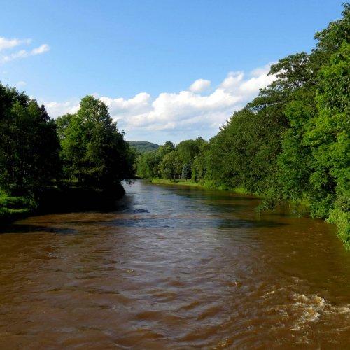 14. Ashuelot River on 7-4-13