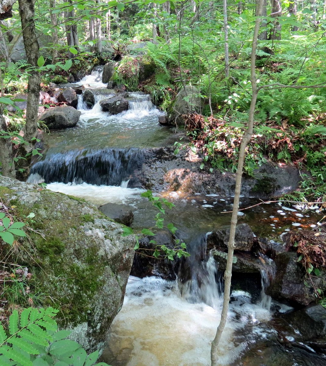6. Waterfalls
