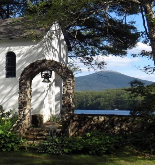 11. St. Francis Chapel