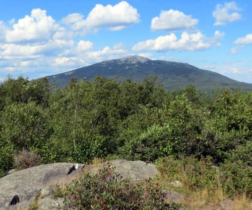 12. Monadnock From GM Summit