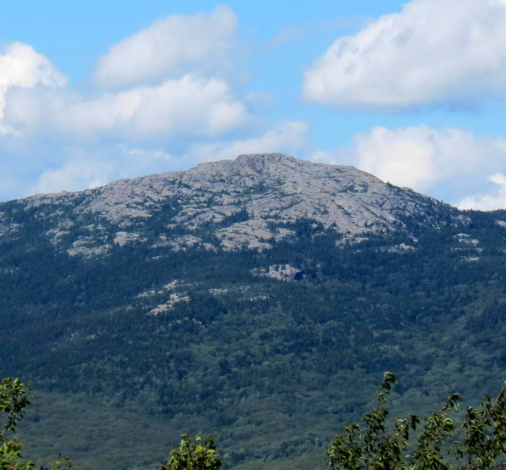 13. Monadnock From GM Summit