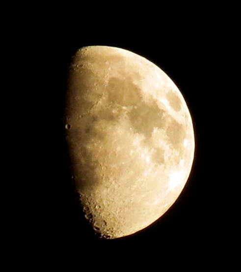 8. Half Moon