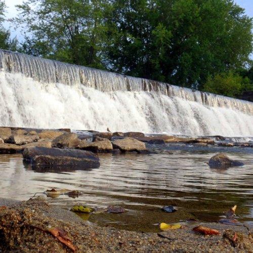 2. Waterfall View