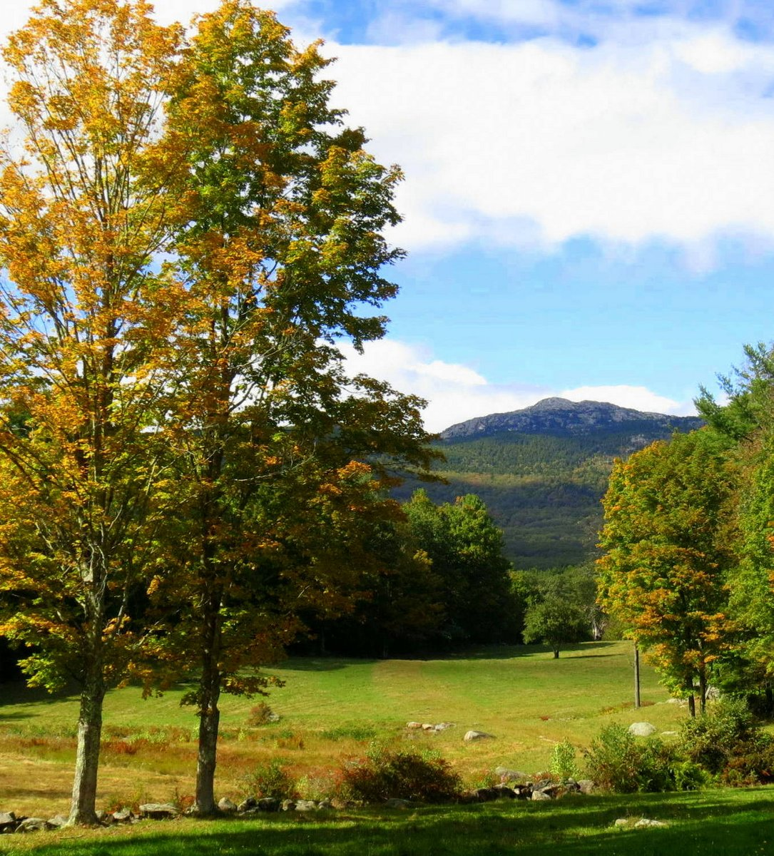 1. Monadnock From Jaffrey