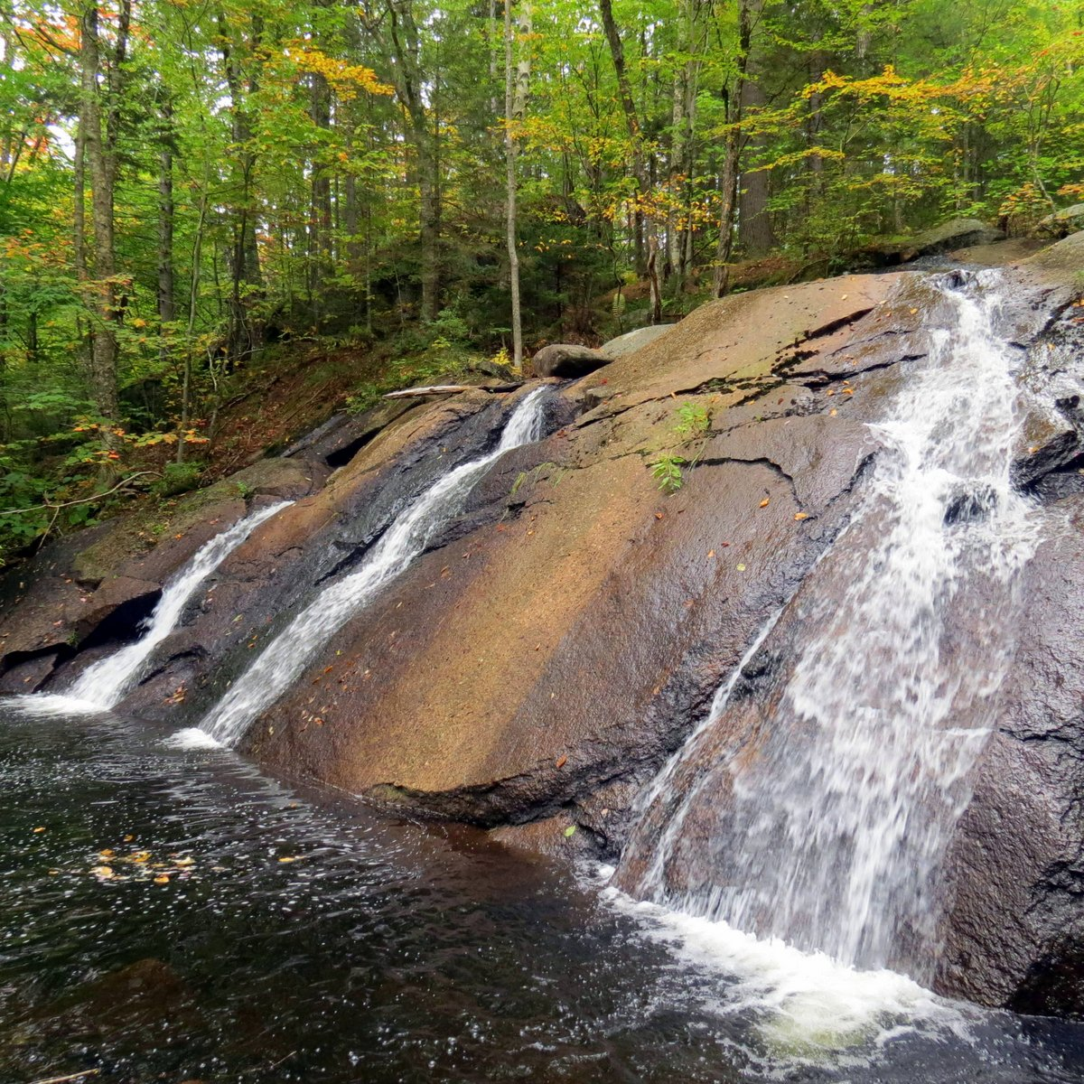 10.. Bailey Brook Upper Falls