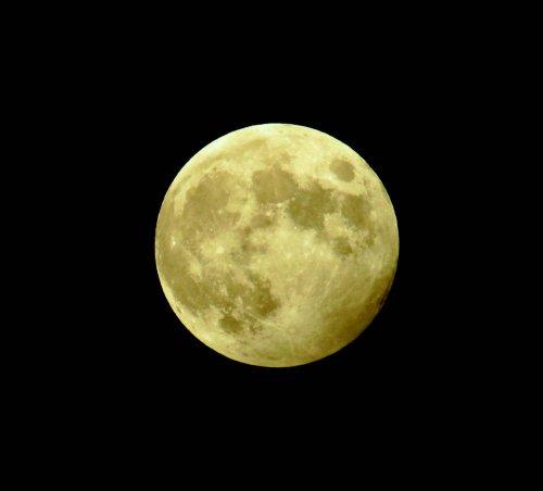 10. October Full Moon