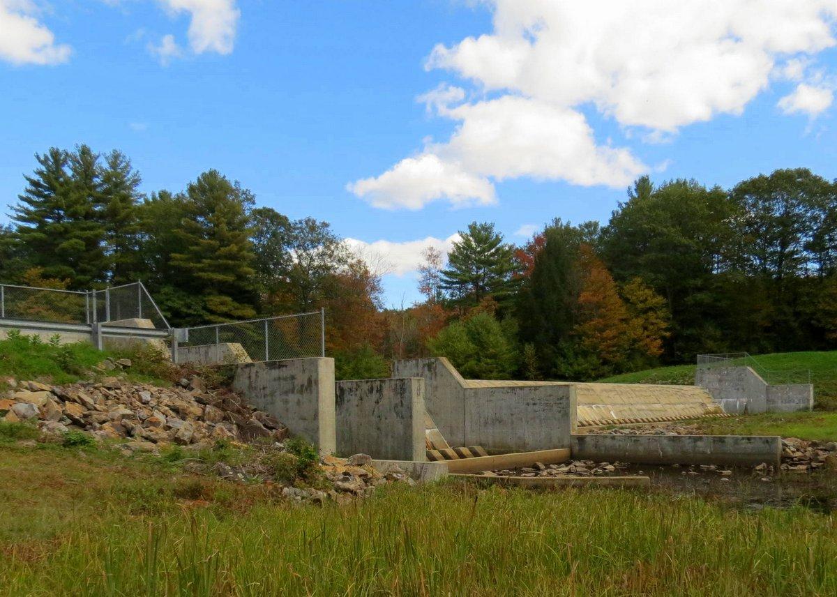 14. Beaver Brook Dam