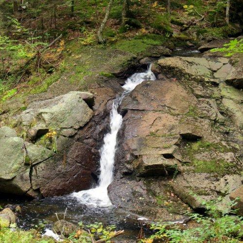 2. Bailey Brook Lower Falls