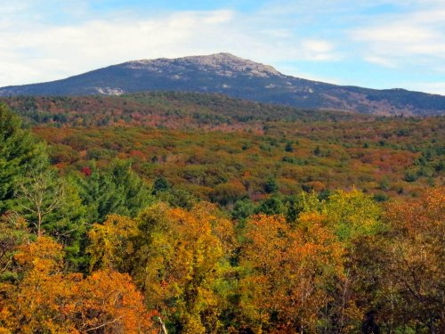 5. Monadnock from Troy