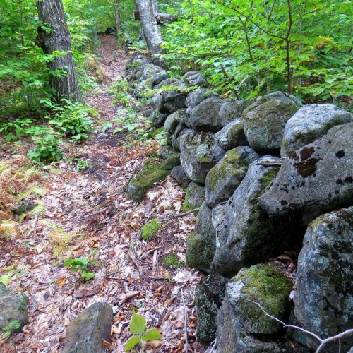 6. Stone Wall