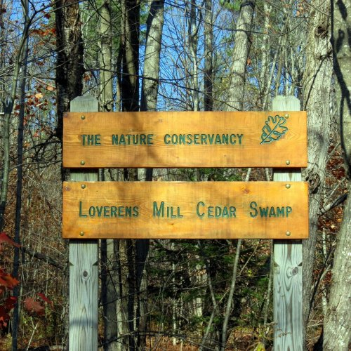 1.Trail Sign