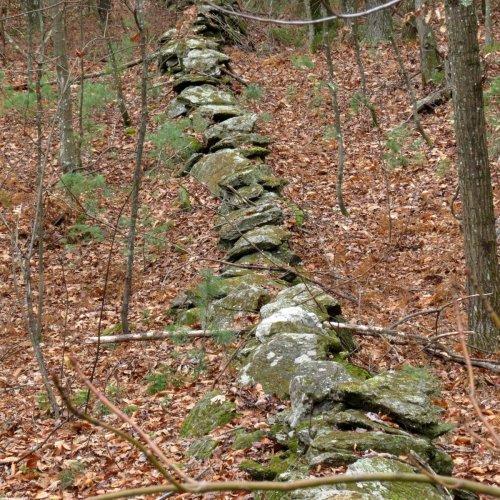 8. Stone Wall